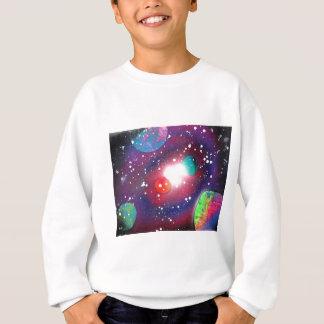Schilderen van de Melkweg van de Kunst van de Verf Trui