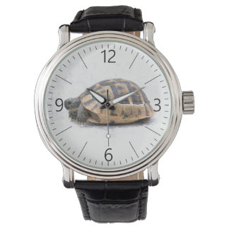 Schildpad Horloges