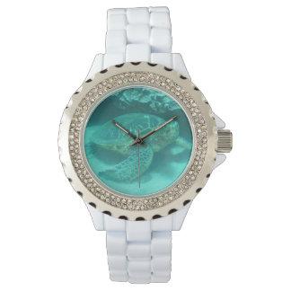 Schildpad Onderwater Horloge