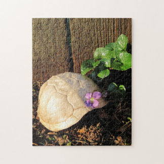 Schildpad Shell bij Zonsondergang Puzzel