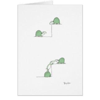 Schildpadden Kaart