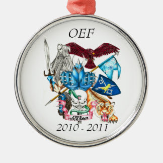 Schildwacht om Ornament OEF, 2010 - 2011