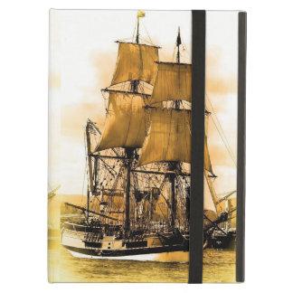 Schip 2 van de piraat het Hoesje van de iPadLucht  iPad Air Hoesje