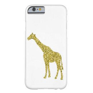 Schitter Giraf IPhone 6 Hoesje