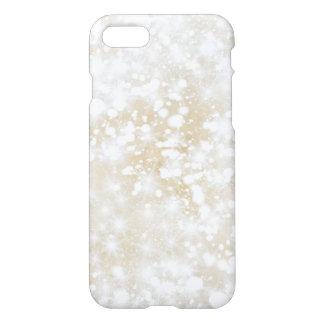 Schitter Goud Sparkly iPhone 8/7 Hoesje