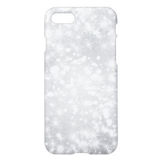 Schitter Grijs Zilver Sparkly iPhone 8/7 Hoesje