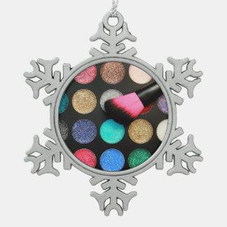 Schitter het Ornament van de Make-up