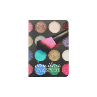 Schitter Make-up Paspoort Houder