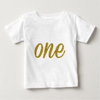 Schitter Nummer ÉÉN (1) Baby T Shirts