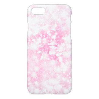 Schitter Roze Magenta Sparkly iPhone 8/7 Hoesje