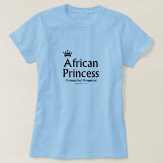 schitterende Afrikaanse prinses T Shirt