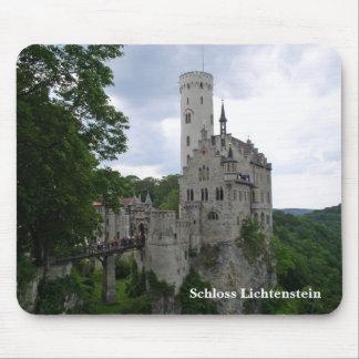 Schloss Lichtenstein Mousepad Muismat