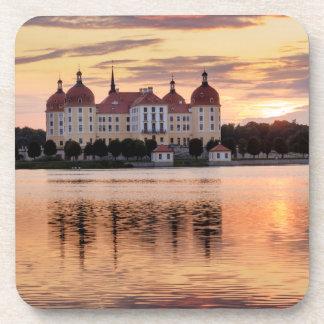 Schloss Moritzburg Drankjes Onderzetters