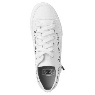 Schoenen van een de casual creatieve dagelijkse