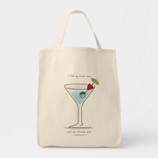 Schone Aarde, Vuile Martini! Draagtas