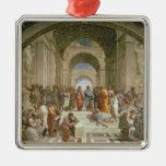 School van Athene, van della van de Stanza Kerstboom Ornamenten