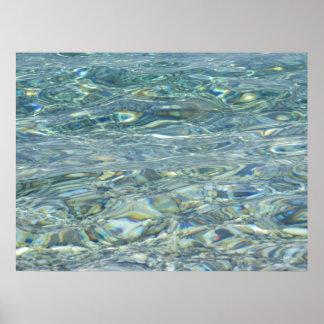 Schoon Water Poster