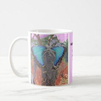 Schoonheid van de Olifant Koffiemok