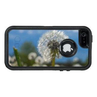 Schoonheid van een Paardebloem OtterBox Defender iPhone Hoesje