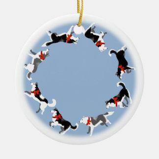 Schor de Ornament Gepersonaliseerde Decoratie van