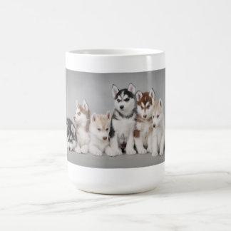 Schor puppy koffiemok