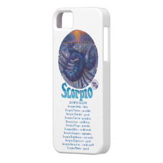 Schorpioen - het hoesje van de Telefoon van de