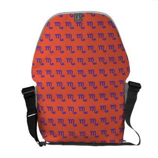 ! Schorpioen t Messenger Bag