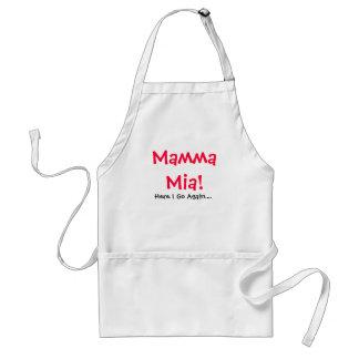 Schort - Mamma's Mia!
