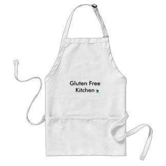 Schort van de Keuken van het gluten de Vrije
