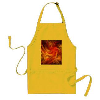 Schort van de Kunst van de Nova van Firestorm de A