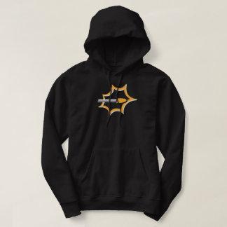Schoten In brand gestoken Logo Hoodie