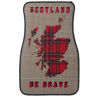 Schotland is de Moedige Reeks van de Auto van het Automat