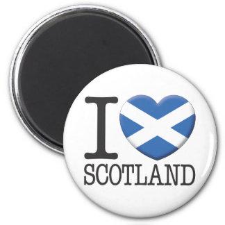 Schotland Koelkast Magneet