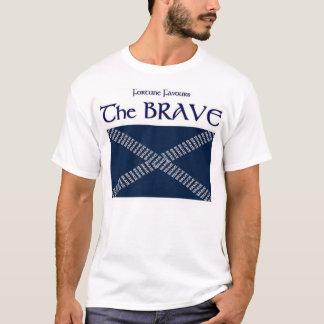 Schotland Moedig T Shirt