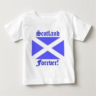 Schotland voor altijd! baby t shirts