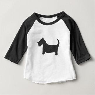 Schots Terrier Baby T Shirts