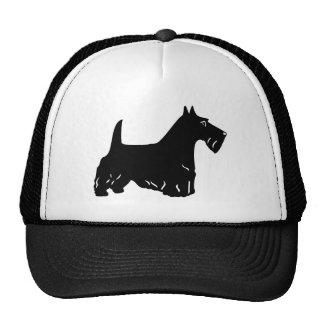 Schots Terrier Mesh Petten