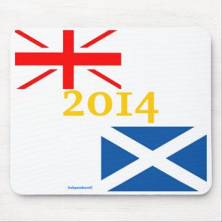Schotse Onafhankelijkheid 2014 Mousemat Muismatten