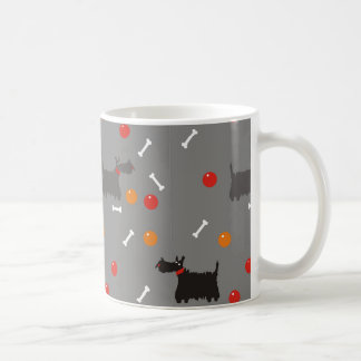 Schotse terriër koffiemok
