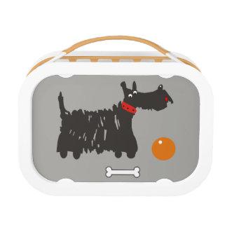 Schotse terriër lunchbox