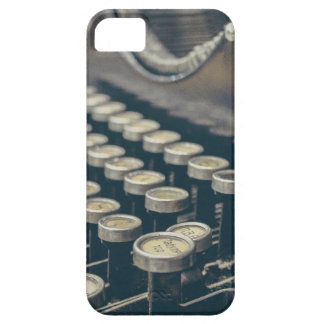 Schrijfmachine Barely There iPhone 5 Hoesje