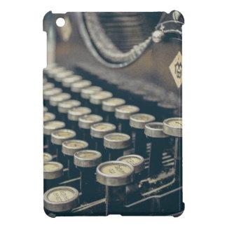 Schrijfmachine iPad Mini Hoesje