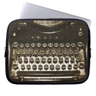 Schrijfmachine Laptop Sleeve