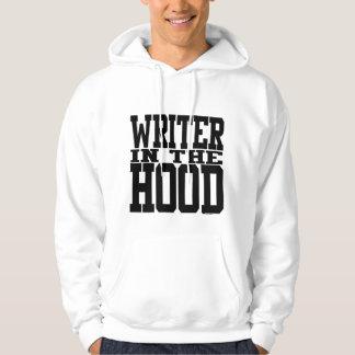 Schrijver in de Kap Hoody