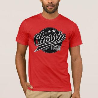 Schrijver uit de klassieke oudheid sinds 1976 t shirt