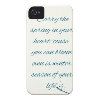 schrijvers Citaat iPhone 4 Hoesje