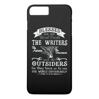 Schrijvers, Kunstenaars, Escapisten iPhone 8/7 Plus Hoesje