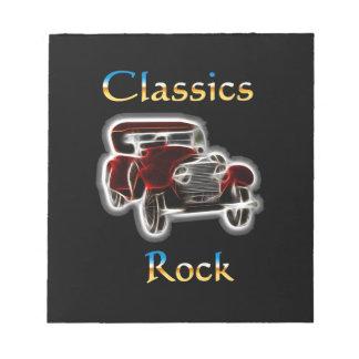 schrijvers uit de klassieke oudheid Rots 2 Kladblokken