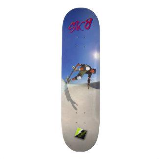 """Scolletta """"SK8"""" Dek 103 20,0 Cm Skateboard Deck"""