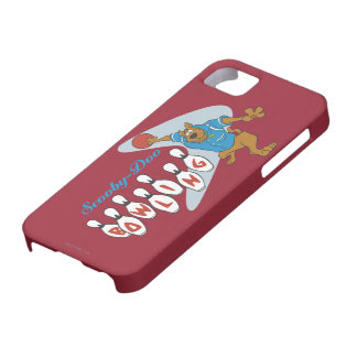 "Scooby Doo ""Kegelen "" 1 Barely There iPhone 5 Hoesje"